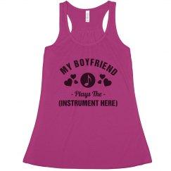 Marching Band Girlfriend