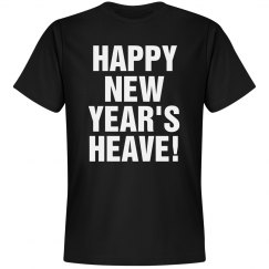 New Year's Eve Heave