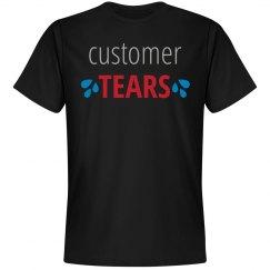 Customer Tears