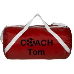 Soccer Coach Tom