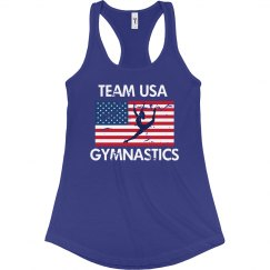 Team USA Gymnastics Tank