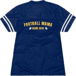 Football Mama Custom Fan Shirt