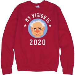 I've Got 2020 Bernie Vision