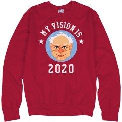 I've Got 2020 Bernie Vision