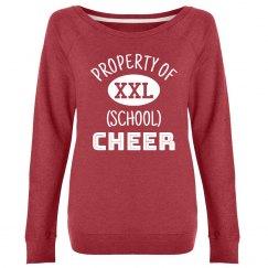 Custom Property Of School Cheer
