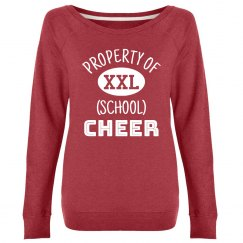 Custom Property Of School Cheer