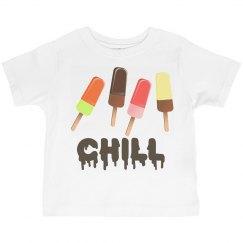 Fun Chill Toddler Tee Shirt