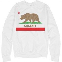 calexit top t-shirt tee shirt sweatshirt