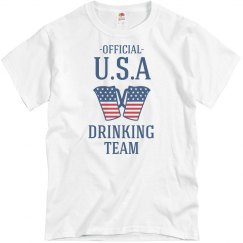 Official USA Drinking Team