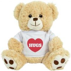 Hugs Kisses Valentines Day