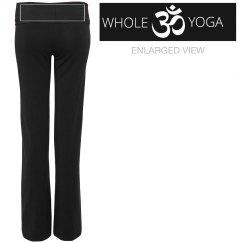 Whole Yoga Studios Custom Yoga Pants