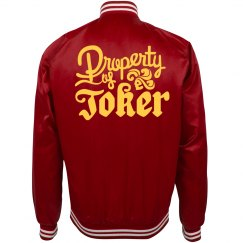 Property of Joker Quinn Jacket