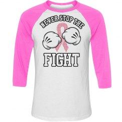 Never Stop Fighting Girls
