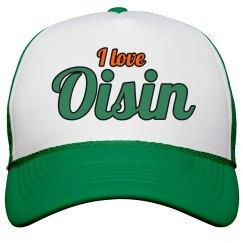 I love Oisin