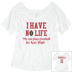No Life Tee