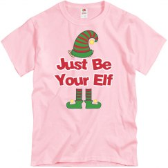 Christmas Just Be Your Elf