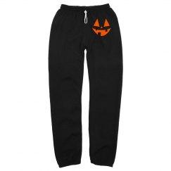 Spooky joggers