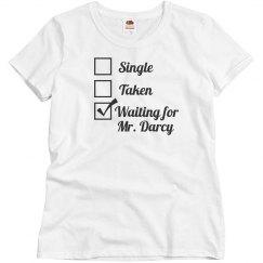 Jane Austen's Mr. Darcy