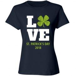 Irish Love St Patrick's Day