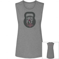 Her Fit Life Wide Shoulder Tank
