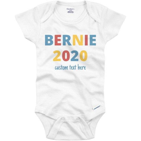Babies for Bernie Sanders 2020