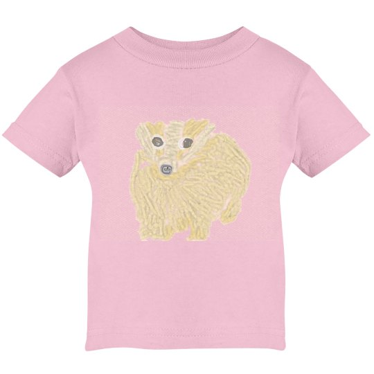 Baby Badger Baby Tee