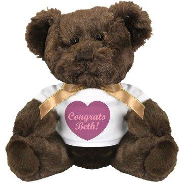 Baby Girl Congrats