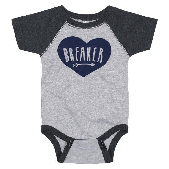 Baby Heartbreaker Infant Bodysuit