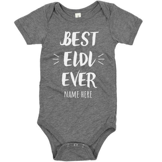 Baby is the Best Eidi Ever Custom