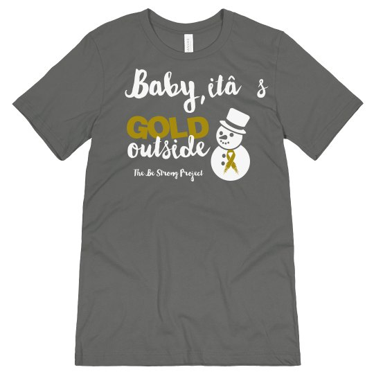 Baby it's Cold Outside-men