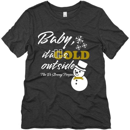 Baby it's Gold outside-women