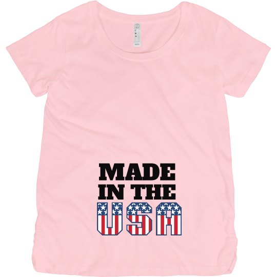 Baby Made In The USA