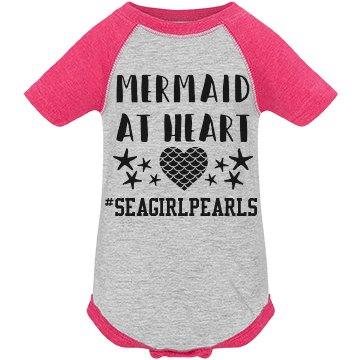 Baby Mermaid at Heart