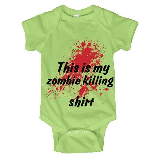 baby zombie slayer