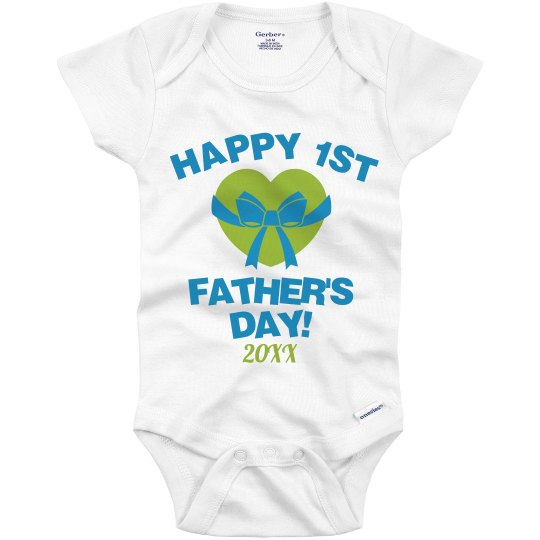 Baby's 1st Fathers Day