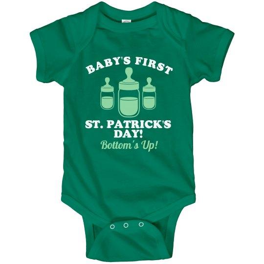 Baby's First St Patricks