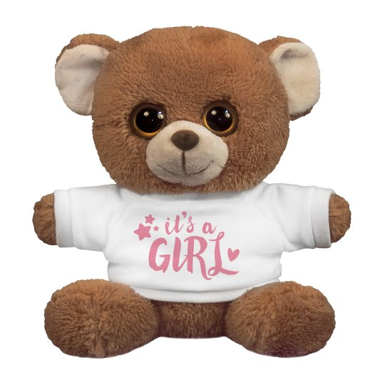 Baby's First Stuffed Bear
