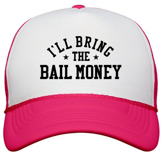 Bachelorette Hats Bail Money