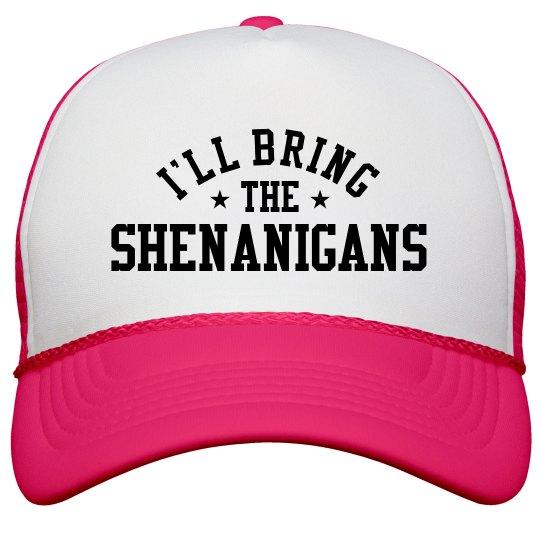 Bachelorette Hats Shenanigans