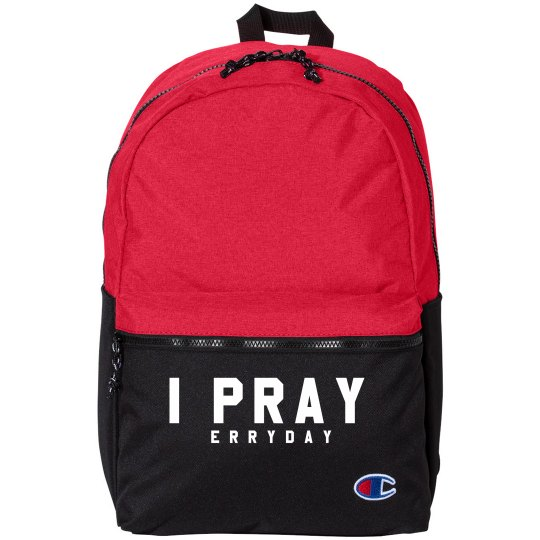 Back pack i pray