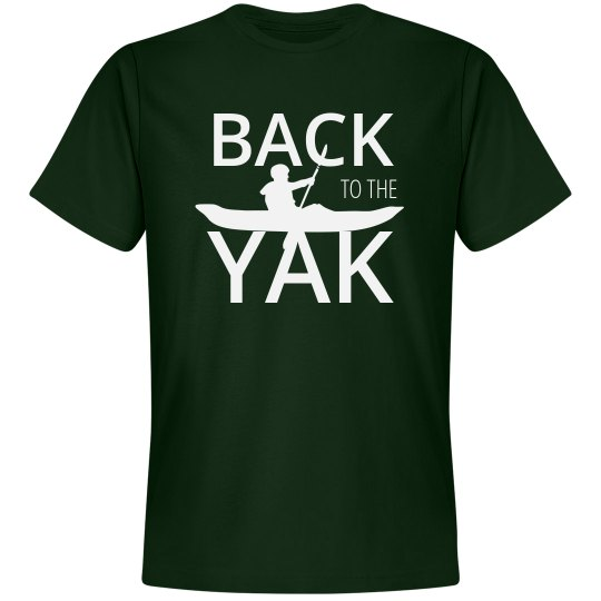 Back To the Yak