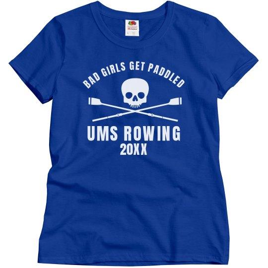Bad Girls Rowing
