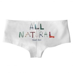 All Natural - Underwear