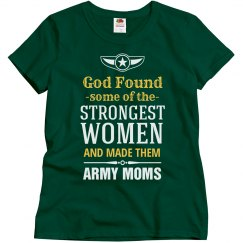 Army Moms