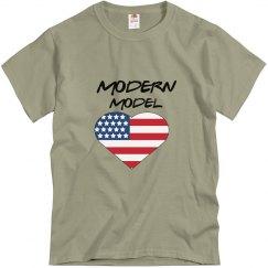 Modern Model Signature 2017 T-shirt