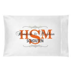 Newlyweds Pillow