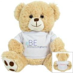 Future Coach (pink) Teddy Bear