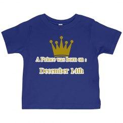 Abe's Prince shirt