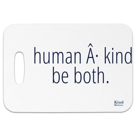 Bag tag Human·Kind