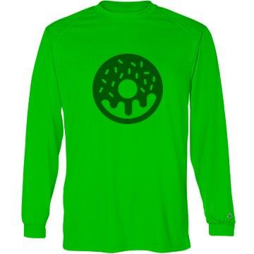 Bagel-Lover's Race Shirt